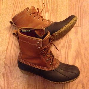 L.L. Bean | Bean boots with Gore-tex Thinsulate